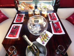 delicous meals Bribie island gondola