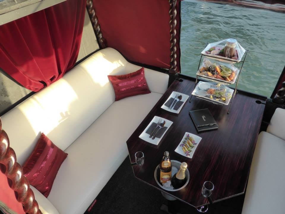 luxury cruise island gondola